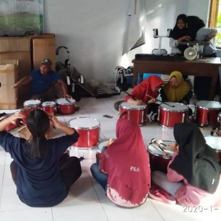 Drumband Gema Mandiri Glebeg - 12/1/2020