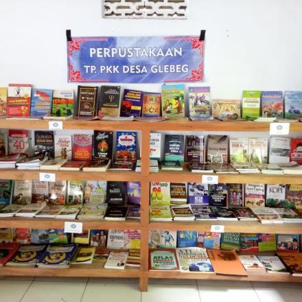 Perpustakaan TP PKK Desa Glebeg - 16/2/2020