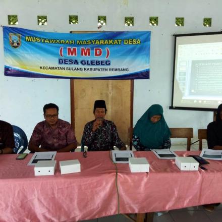 Musyawarah Masyarakat Desa 18-9-2019