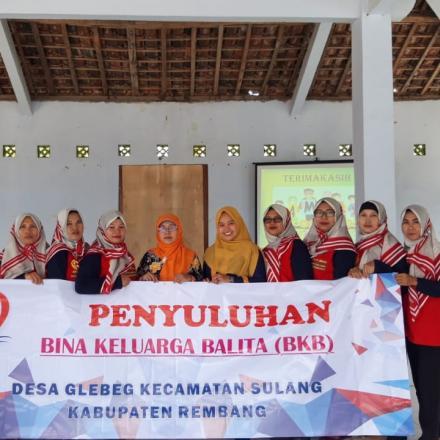 Penyuluhan Bina Keluarga Balita - 26/10/2019